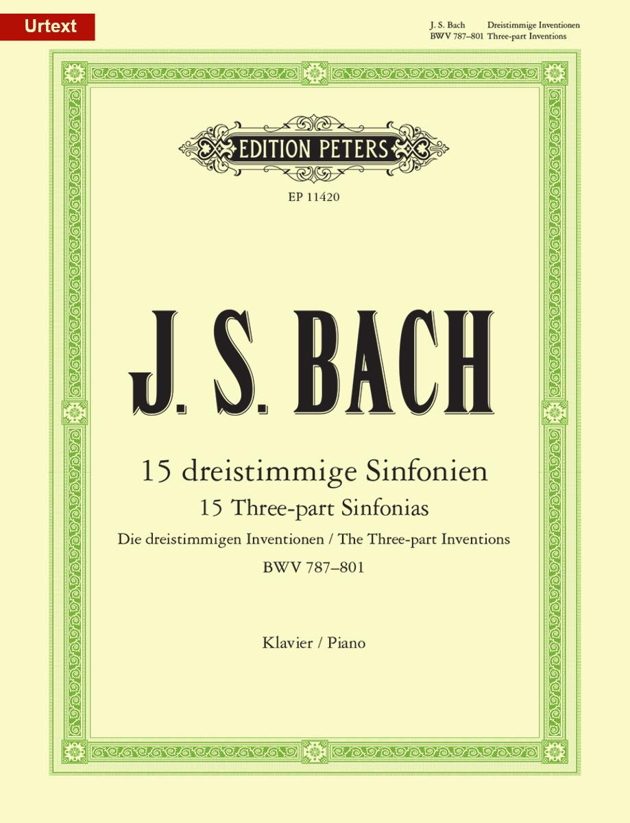 bach three part inventions pdf