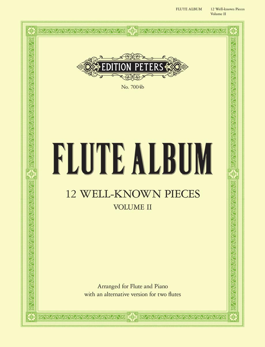 12 Well-known Pieces in 2 Volumes Vol. 2
