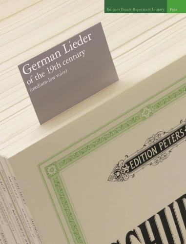 German Lieder of the 19th century