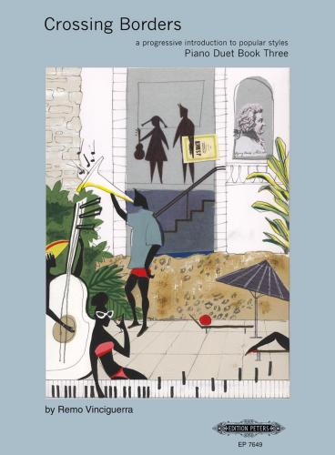 Crossing Borders Piano Duet Book 3