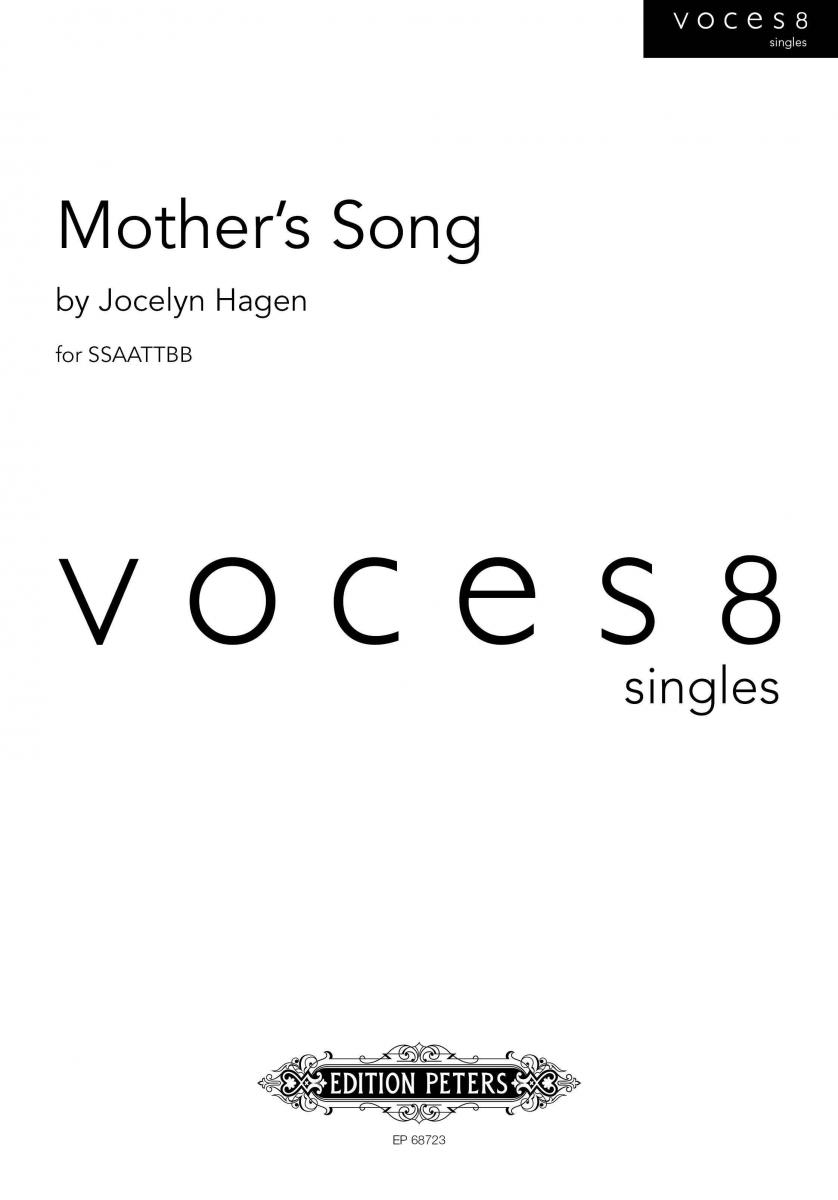 Mother's Song for SSAATTBB Choir