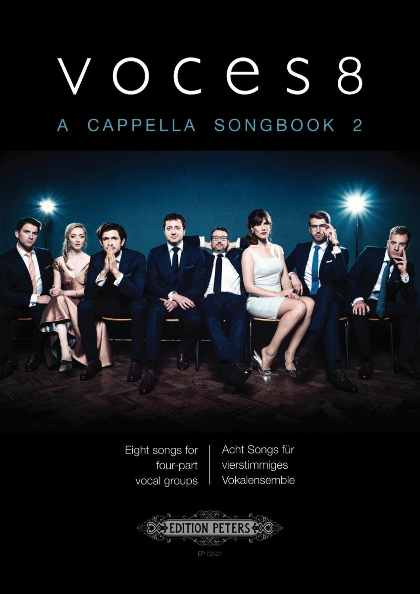 VOCES8 A Cappella Songbook 2 | Edition Peters UK
