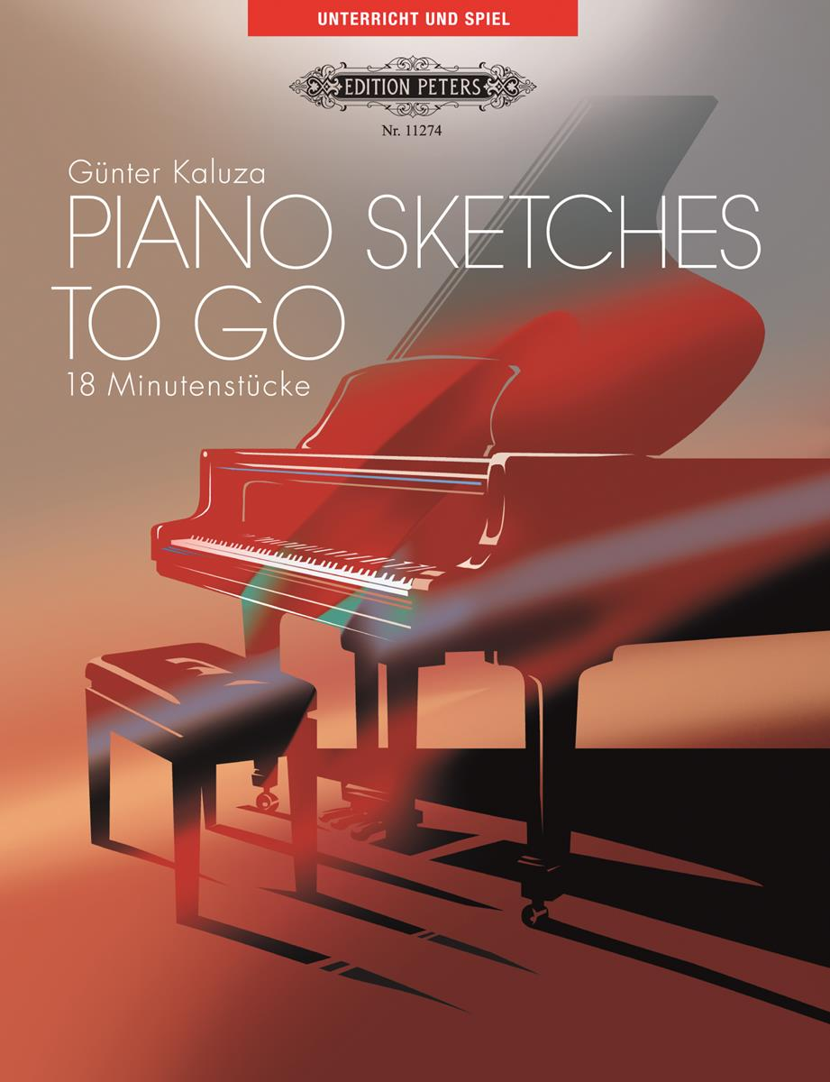 Piano Sketches to Go