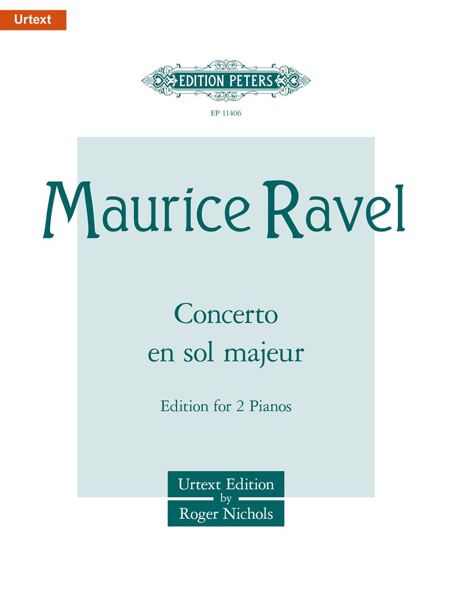 Concerto en sol majeur (Piano Concerto in G major) (Edition for 10
