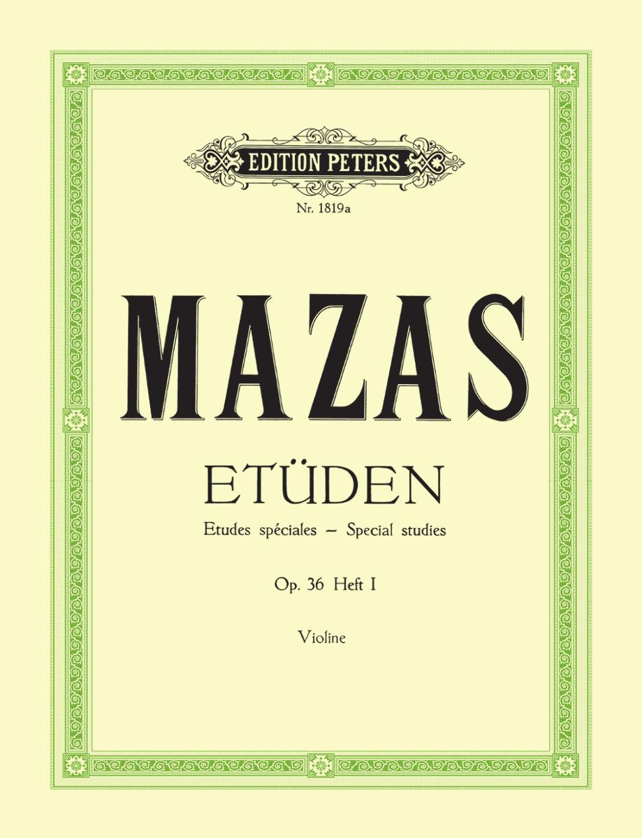 Image result for mazas violin etudes heft 1