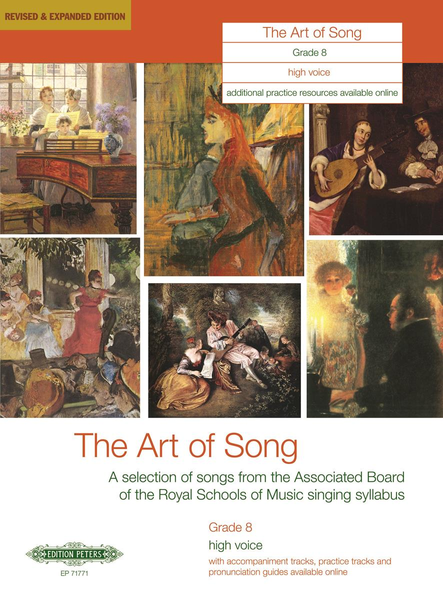 Art of Song Grade 8 | Edition Peters UK