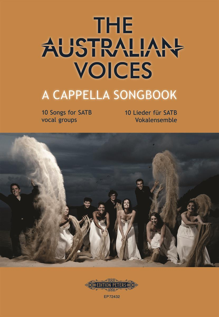 The Australian Voices A Cappella Songbook | Edition Peters UK