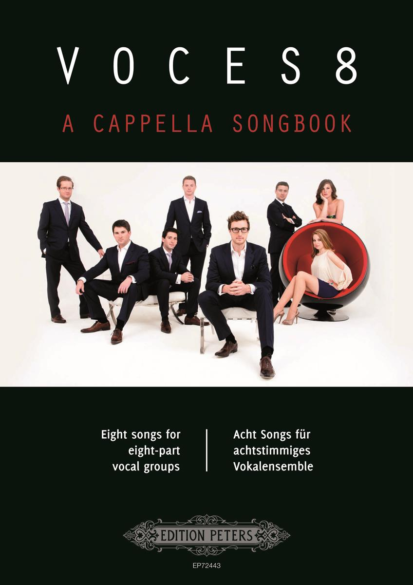 VOCES8 A Cappella Songbook | Edition Peters UK