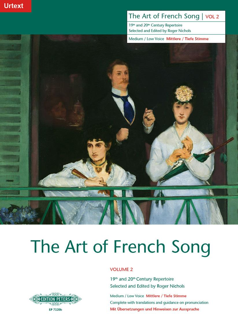 Art of French Song Vol. 2