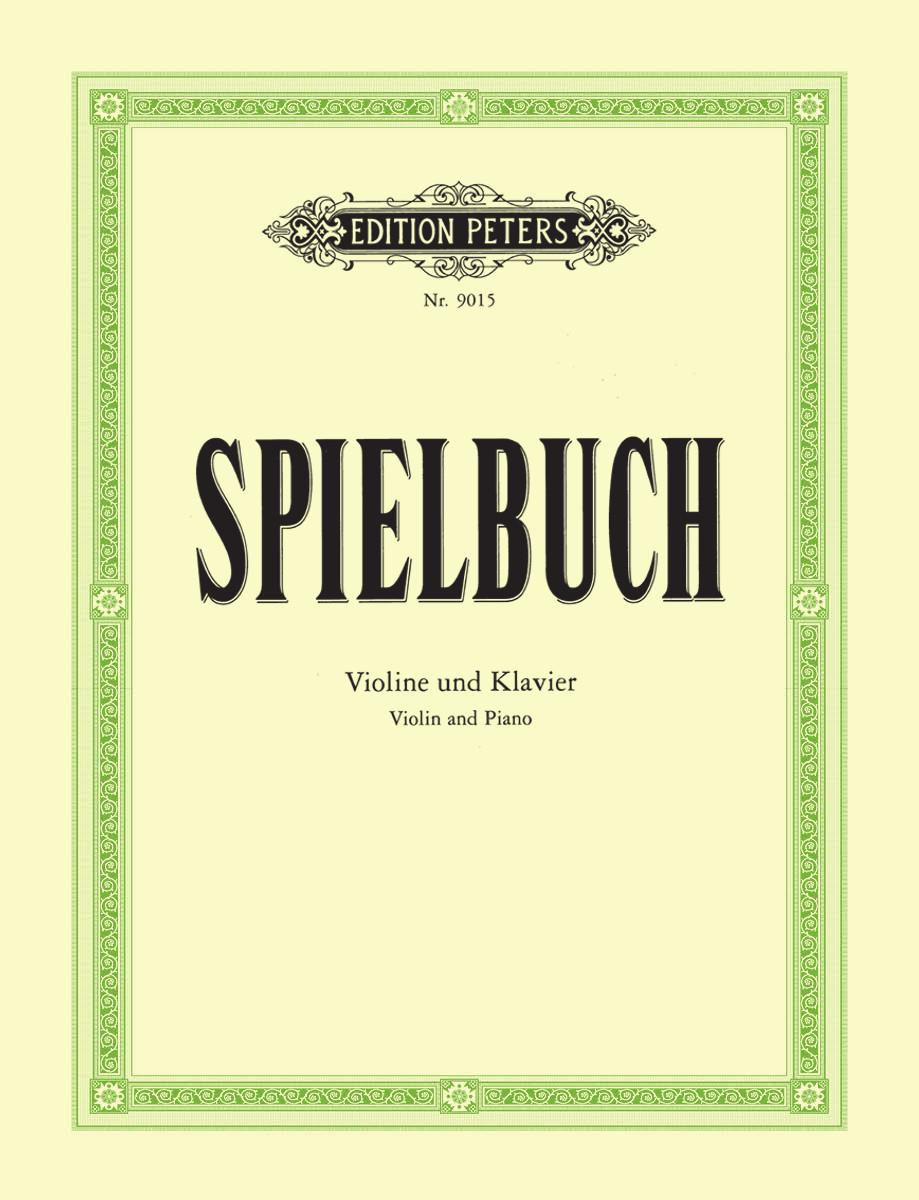 \'Spielbuch\' 30 Easy Violin Pieces