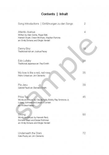 VOCES8 A Cappella Songbook 2   Edition Peters UK