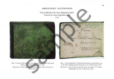 The Notebooks for Anna Magdalena Bach 1722 & 1725 for Piano (Premium Edition)