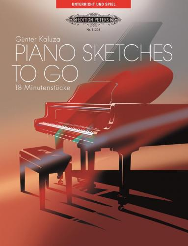 Piano Sketches to Go (18 One-Minute Pieces)