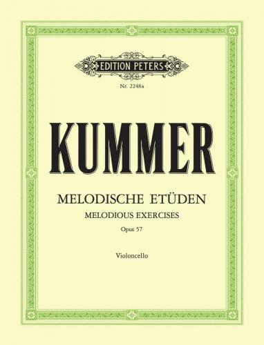10 Melodious Exercises Op. 57