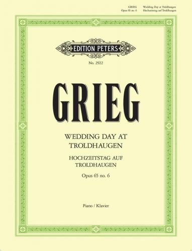 Wedding day at Troldhaugen image