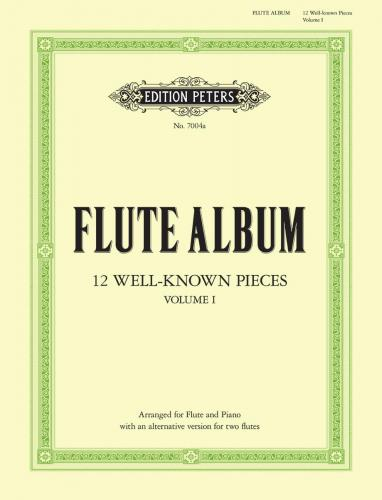 12 Well-known Pieces in 2 Volumes Vol. 1