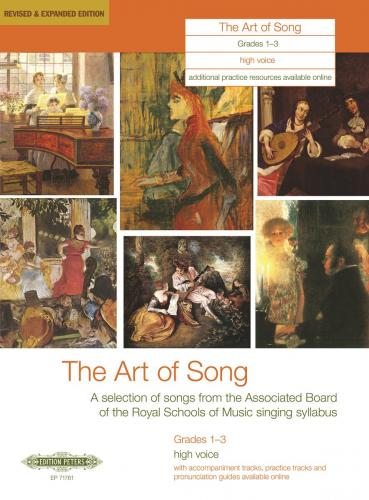 Art of Song Grades 1-3
