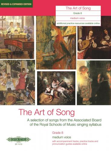 Art of Song Grade 8
