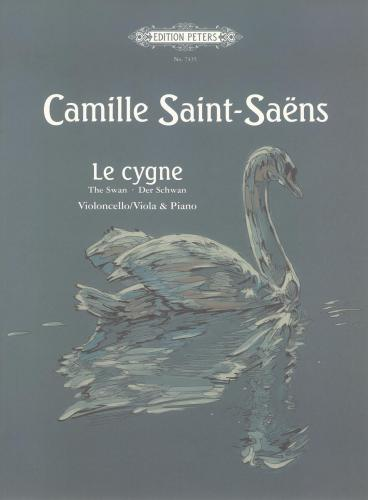 The Swan (Le cygne)   Edition Peters UK