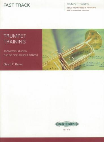 Fast Track Trumpet Training Vol. 2