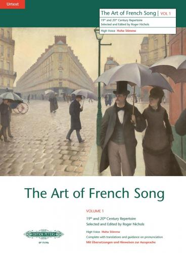 Art of French Song Vol. 1