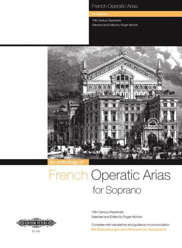 French Operatic Arias for Soprano