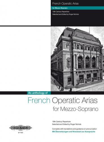 French Operatic Arias for Mezzo-Soprano