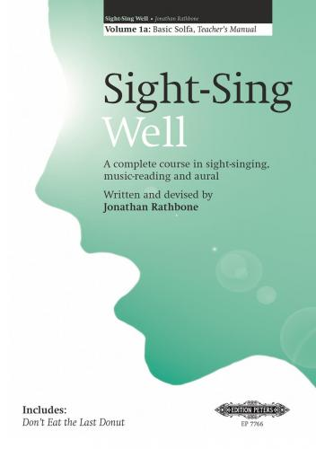 Sight-Sing Well Volume 1a