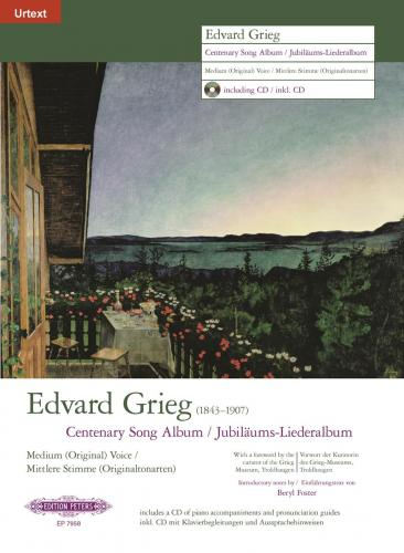 Grieg Centenary Song Album